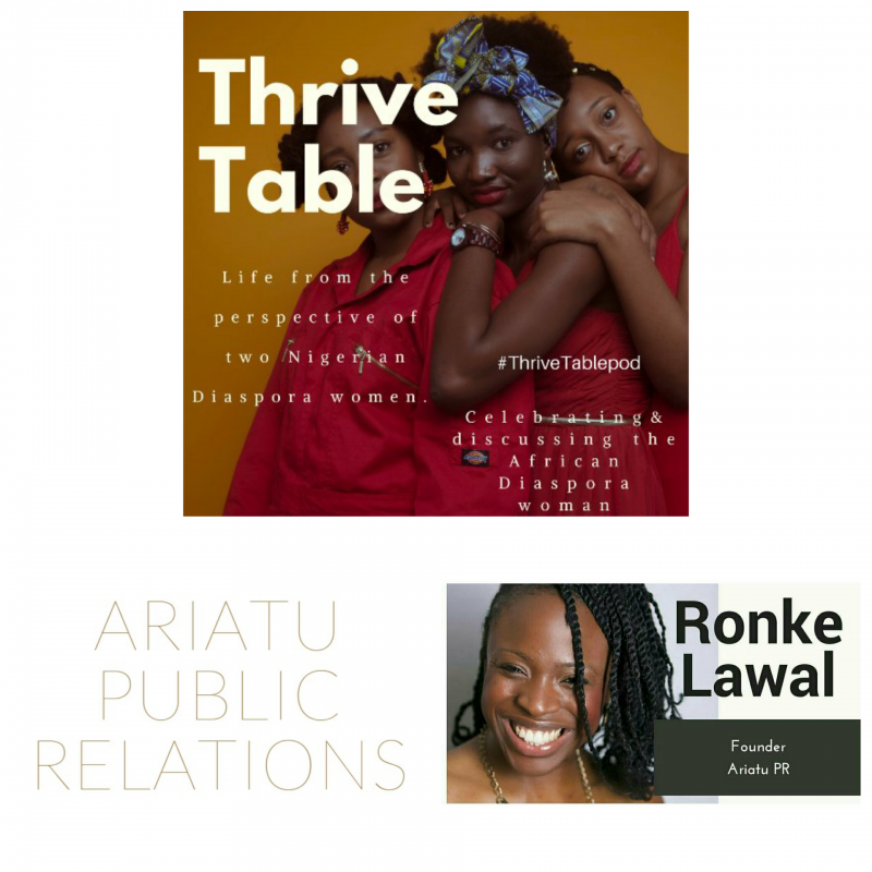 Thrive Table Podcast