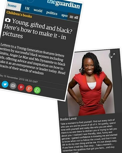 The Guardian - Ronke Lawal